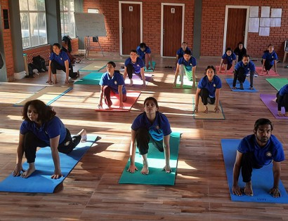 Upcoming Yoga Courses | August 2021