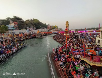 Kumbh Mela Update   Program to conclude on 15 April 2021