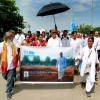 Sri-Ahmedbhai-Patel-joins-the-Padayatra-Kharod-Surat-Gujarat1