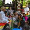 Gurupurnima 2017 celebrations at Madanapalle