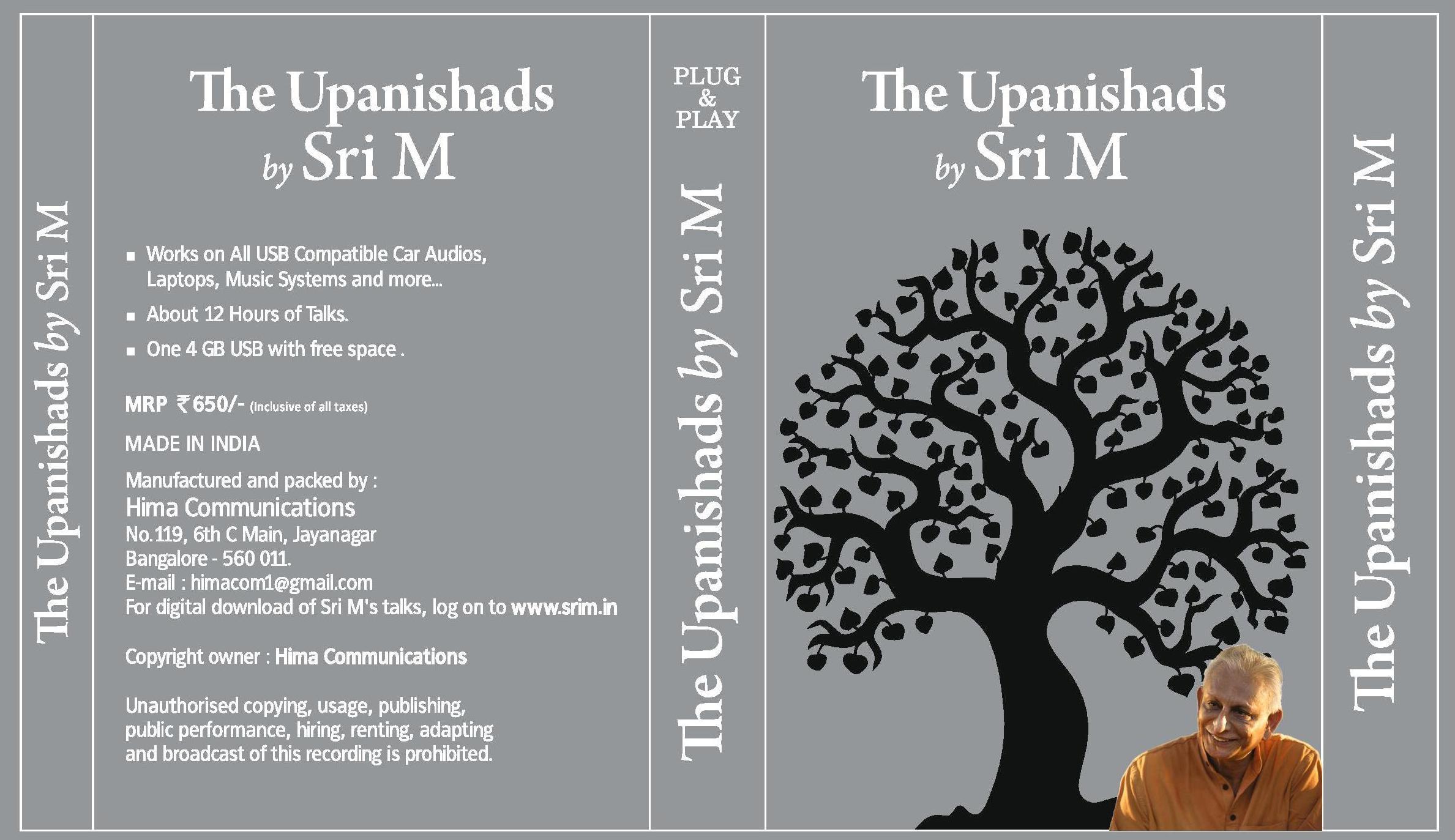 The Upanishads-USB