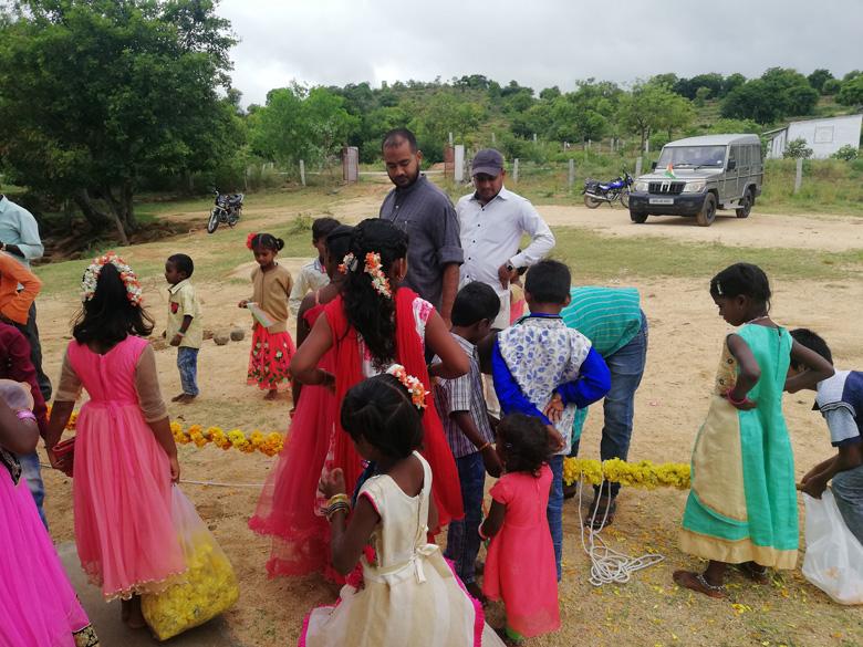 Independence-Day-celebrations-at-The-Satsang-Rural-Vidyalaya-2