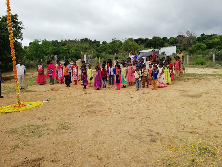 Independence-Day-celebrations-at-The-Satsang-Rural-Vidyalaya-3