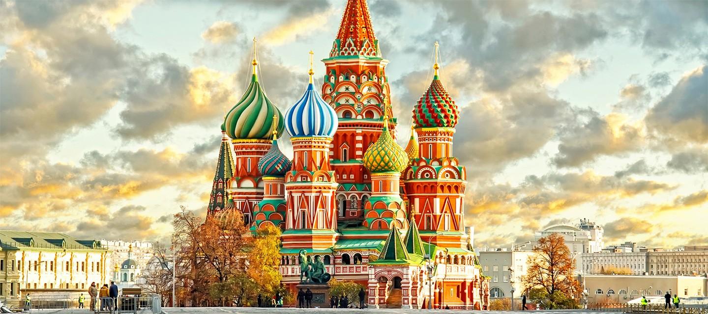 Sri M in Russia 2019