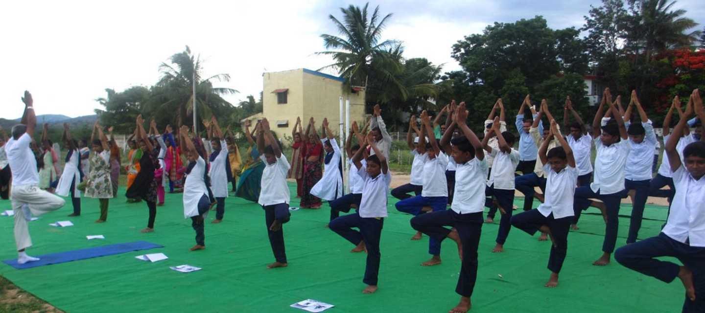 Bharat Yoga Vidya Kendra