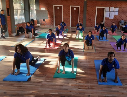 Announcing the 3rd Yoga Teacher's Training Course – (Online + Residential)