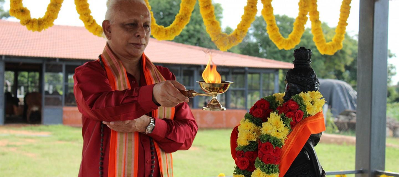 Prana Pratishtha of Madanagopala