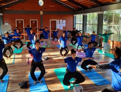 Upcoming Yoga Courses from BYVK | November 2021
