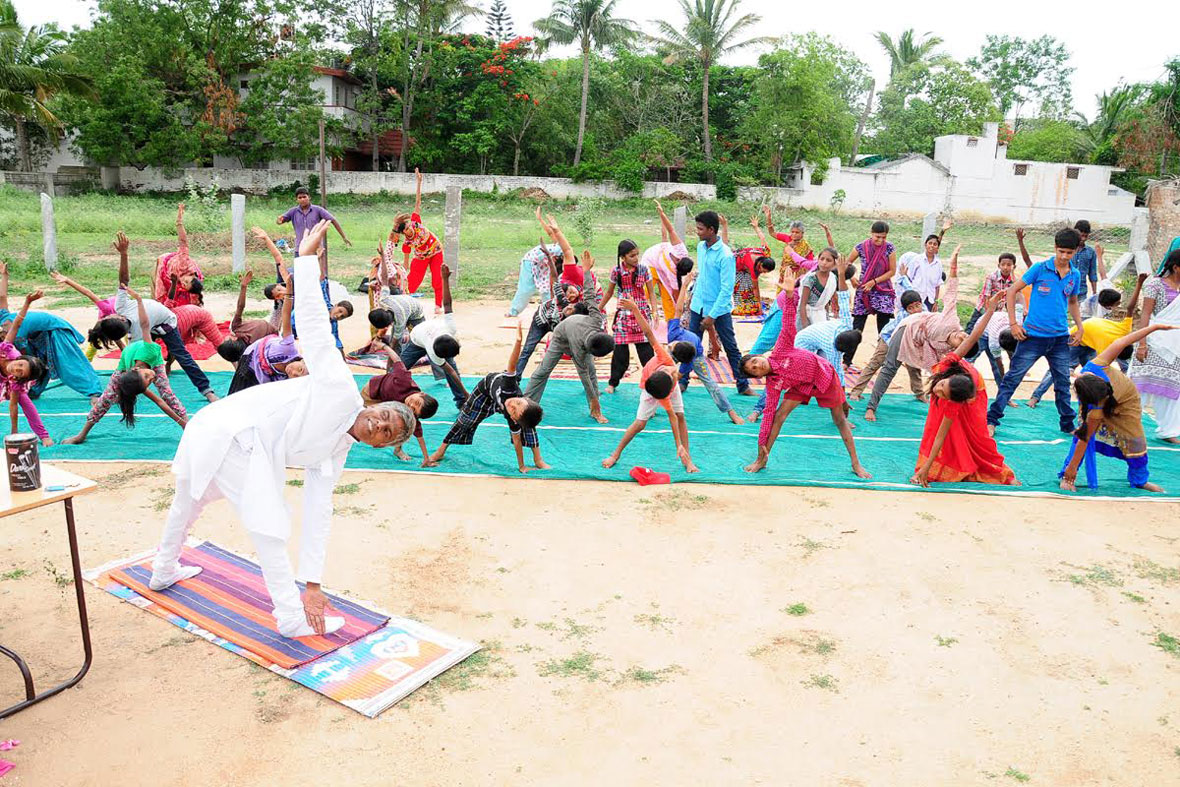 International-Day-of-Yoga-celebrated-at-The-Satsang-Foundation-campus-Madanapalle-15