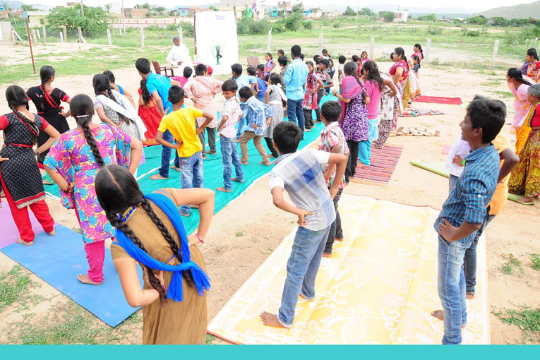 International-Day-of-Yoga-celebrated-at-The-Satsang-Foundation-campus-Madanapalle-6