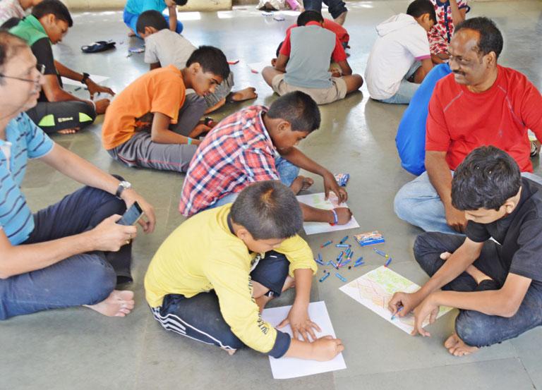 one-year-of-annadanam-seva-by-tsf-volunteers-bengaluru-8