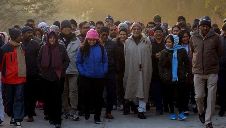 Aravali-Retreat-day-02-Morning-walk