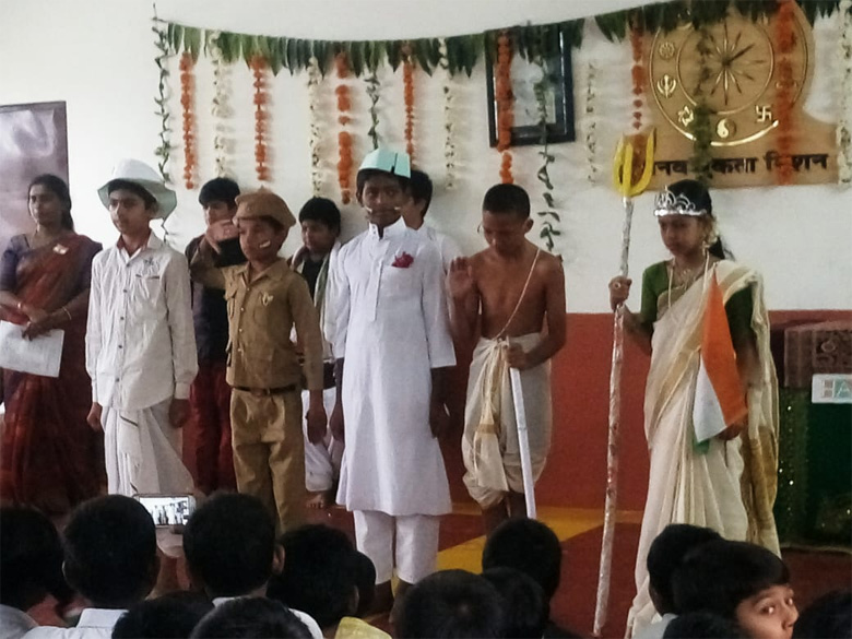The-Satsang-Vidyalaya-celebrates-Independence-Day-2018-2