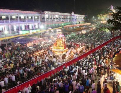 Lakshadeepothsava Festival at Shri Kshethra Dharmasthala