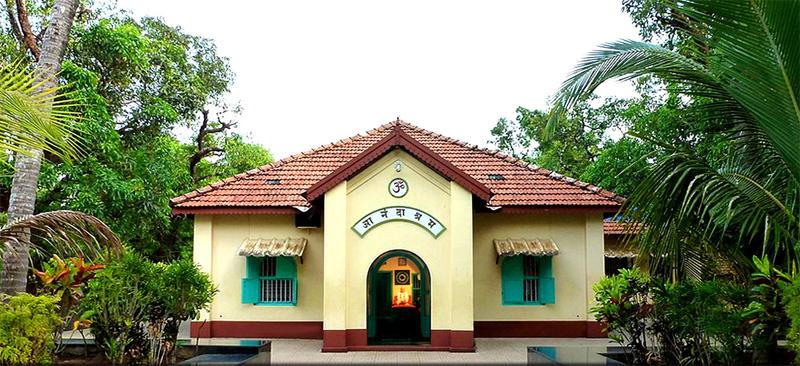 Sri-M-at-Anandashramam