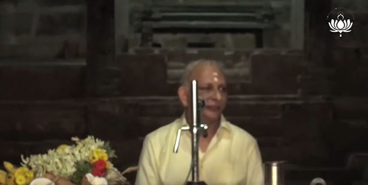 Satsang-on-Devi;-Kunangudi-Mastan