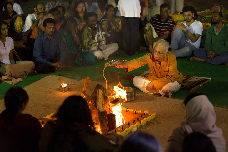 Maha-Shivarathiri-with-Sri-M-2020--Varanasi