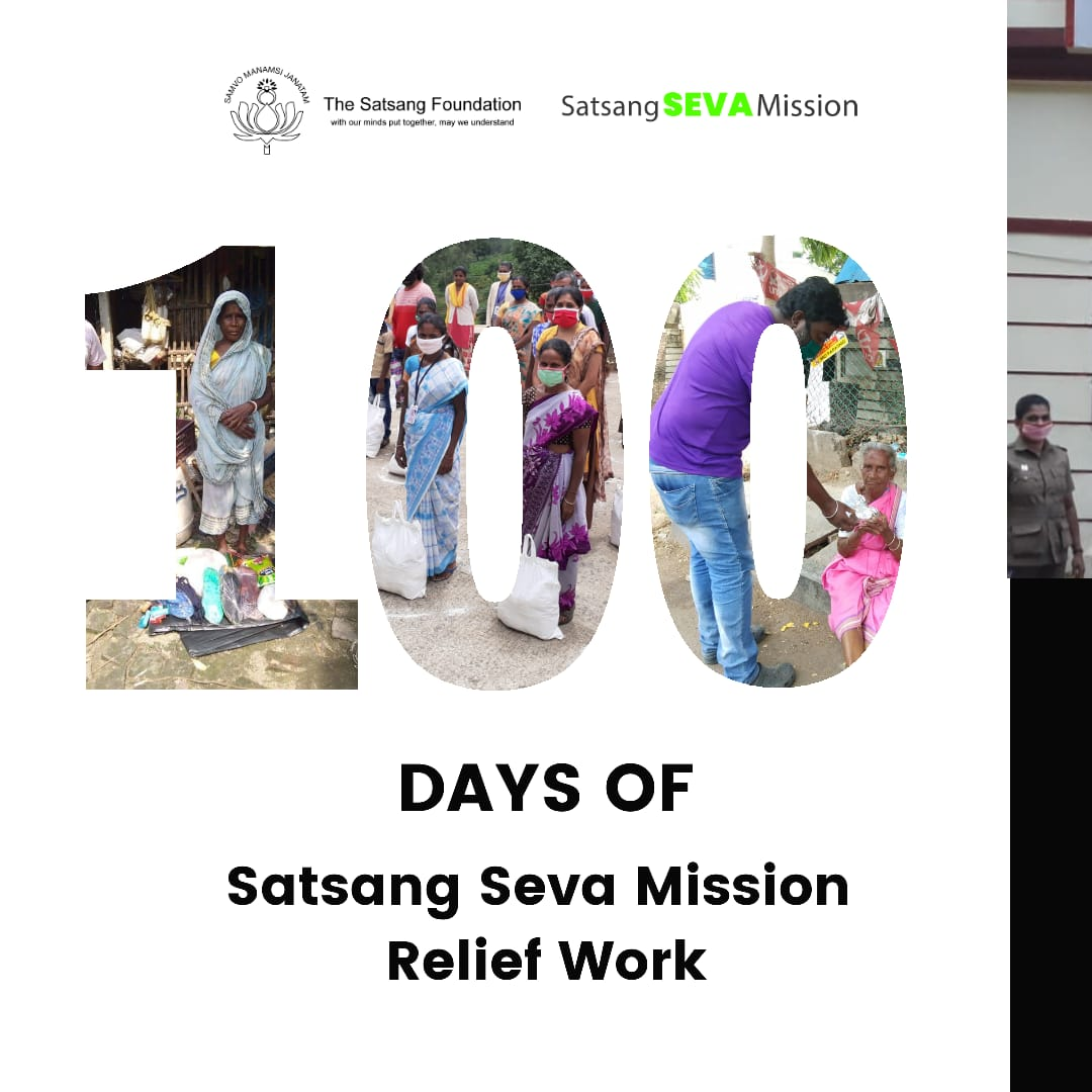 Satsang Seva Mission activities